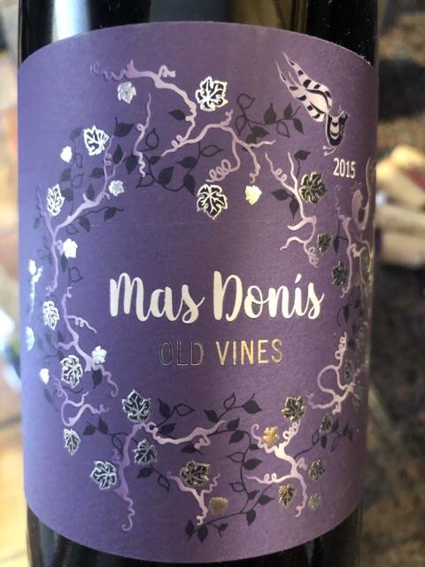 Capçanes - Mas Donís Old Vines - 2014