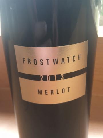 Frostwatch - Merlot - 2012