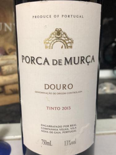 Porca de Murca - Tinto - 2013