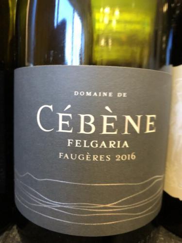 Cébène - Felgaria - 2016