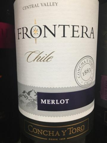 Frontera - Merlot - 2014