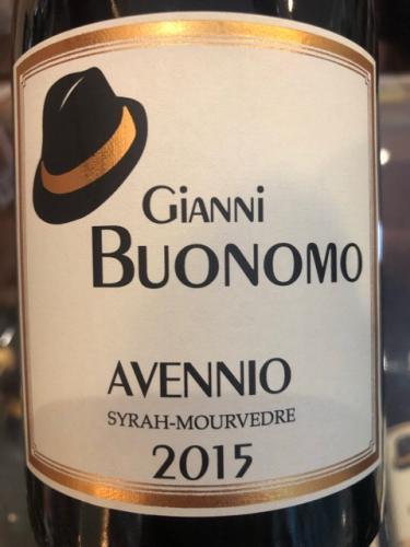 Gianni Buonomo - Avennio Mourvedere - Syrah - 2015