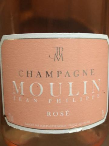 Jean Philippe Moulin - Campagne Rose - N.V.