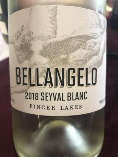 Villa Bellangelo - Seyval Blanc - 2018