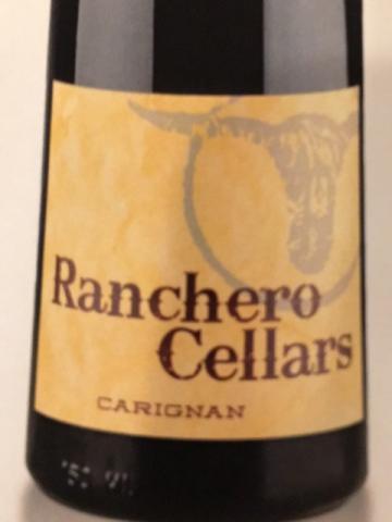 Ranchero - Carignan - 2012