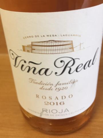 Viña Real - Rioja Rosado - 2016
