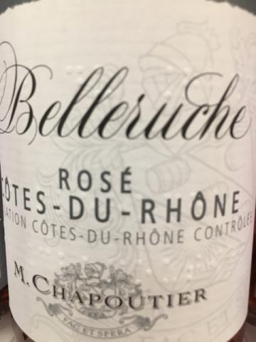 M. Chapoutier - Belleruche Côtes du Rhône Rosé - 2016