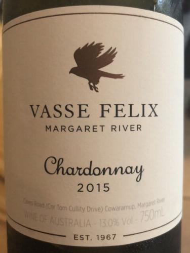 Vasse Felix - Tom Cullity Cabernet Sauvignon - Malbec - 2015