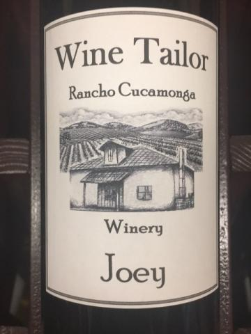 Wine Tailor - Joey - N.V.