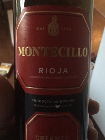 Montecillo - Rioja Crianza - 2011