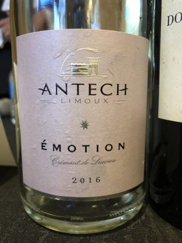 Antech - Émotion Crémant de Limoux Rosé - 2016