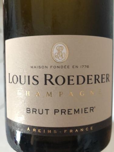 Louis Roederer - Brut Champagne Premier Cru - N.V.