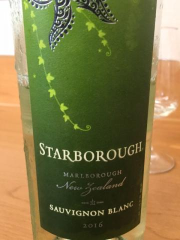 Starborough - Sauvignon Blanc - 2016