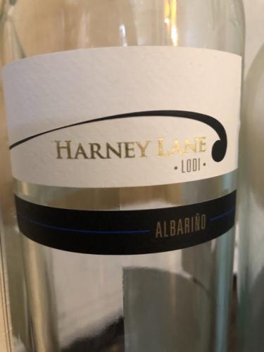 Harney Lane - Lodi Albariño - 2017