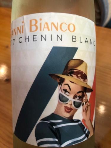 Gianni Buonomo - Chenin Blanc - 2017