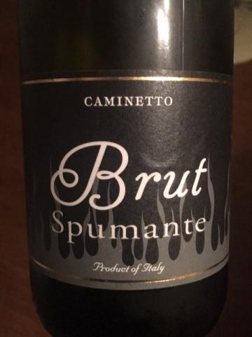 Caminetto - Vino Spumante Brut -