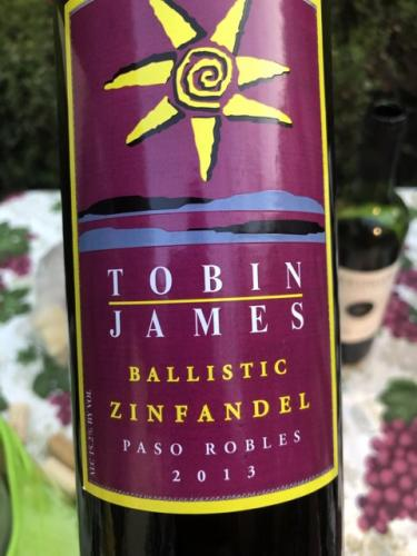 Tobin James Cellars - Zinfandel Ballistic - 2014
