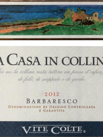 Vite Colte - La Casa In Collina Barbaresco - 2012