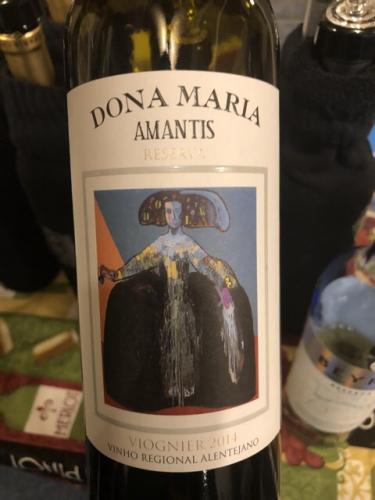 Dona Maria - Viognier - 2014