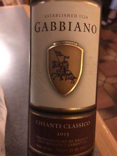 Castello di Gabbiano - Chianti Classico - 2015