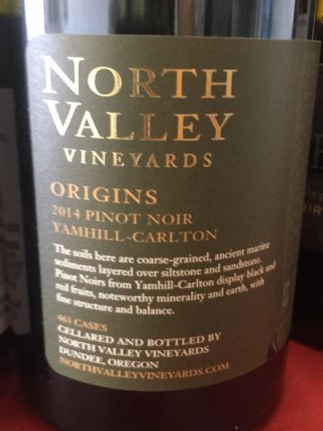 Soter Vineyards - North Valley Pinot Noir - 2014