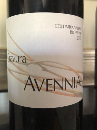 Avennia - Gravura Red - 2015