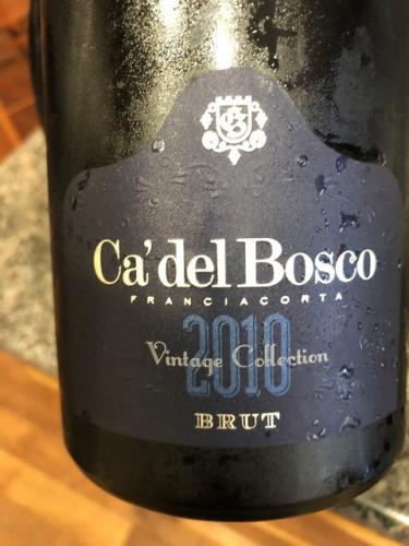 Ca' del Bosco - Brut Franciacorta (Vintage Collection) - 2010