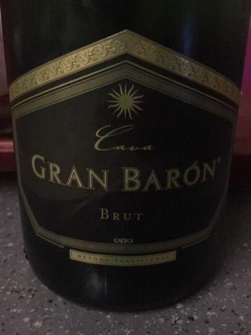 Gran Barón - Cava Brut - N.V.