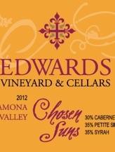 Edwards Cellars - Chosen Suns - 2012
