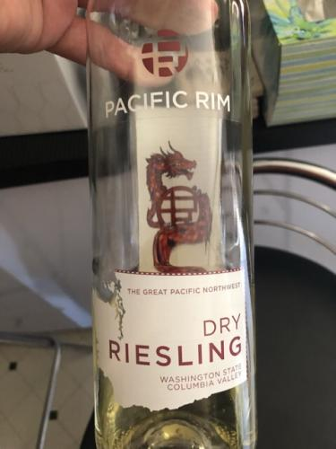Pacific Rim - Dry Riesling - 2018