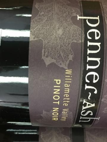 Penner-Ash - Pinot Noir - 2013