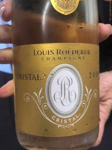 Louis Roederer - Cristal Brut Champagne (Millésimé) - 2009