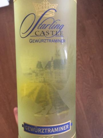 Starling Castle - Gewürztraminer - 2014