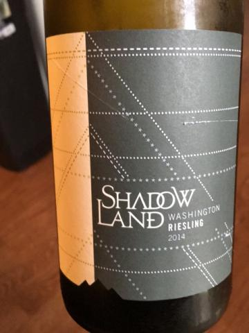 Shadow Land - Riesling - 2014