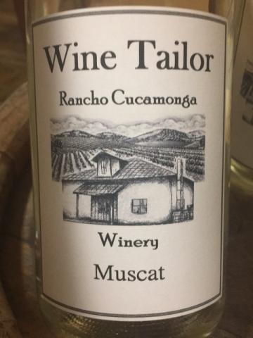 Wine Tailor - Muscat - N.V.