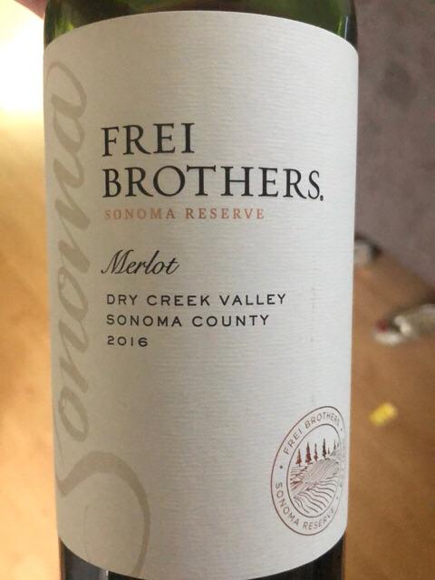 Frei Brothers - Cabernet Sauvignon - 2016