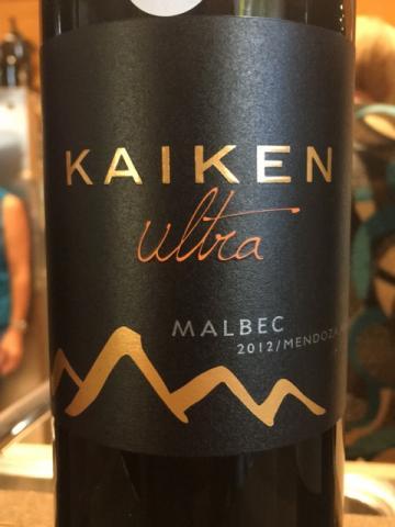 Kaiken - Ultra Malbec - 2012