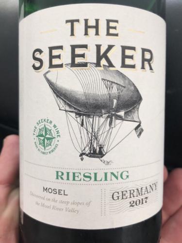The Seeker - Riesling Mosel - 2017