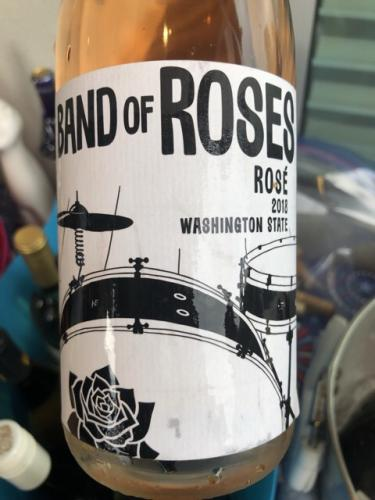 Charles Smith - Band of Roses Rosé - 2018