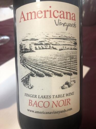 Americana Vineyards - Baco Noir - N.V.