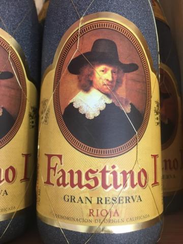 Faustino - I Gran Reserva Rioja - 2005
